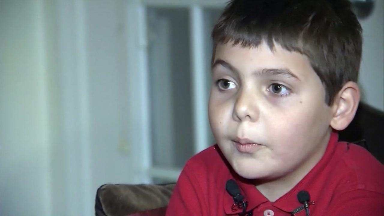 8-year-old paves way for transgender Boy Scouts