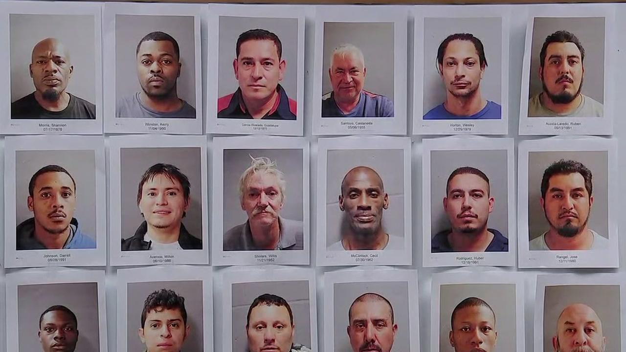 249 Arrested During 10 Day Prostitution Sting Across Greater Houston Area Abc13 Com