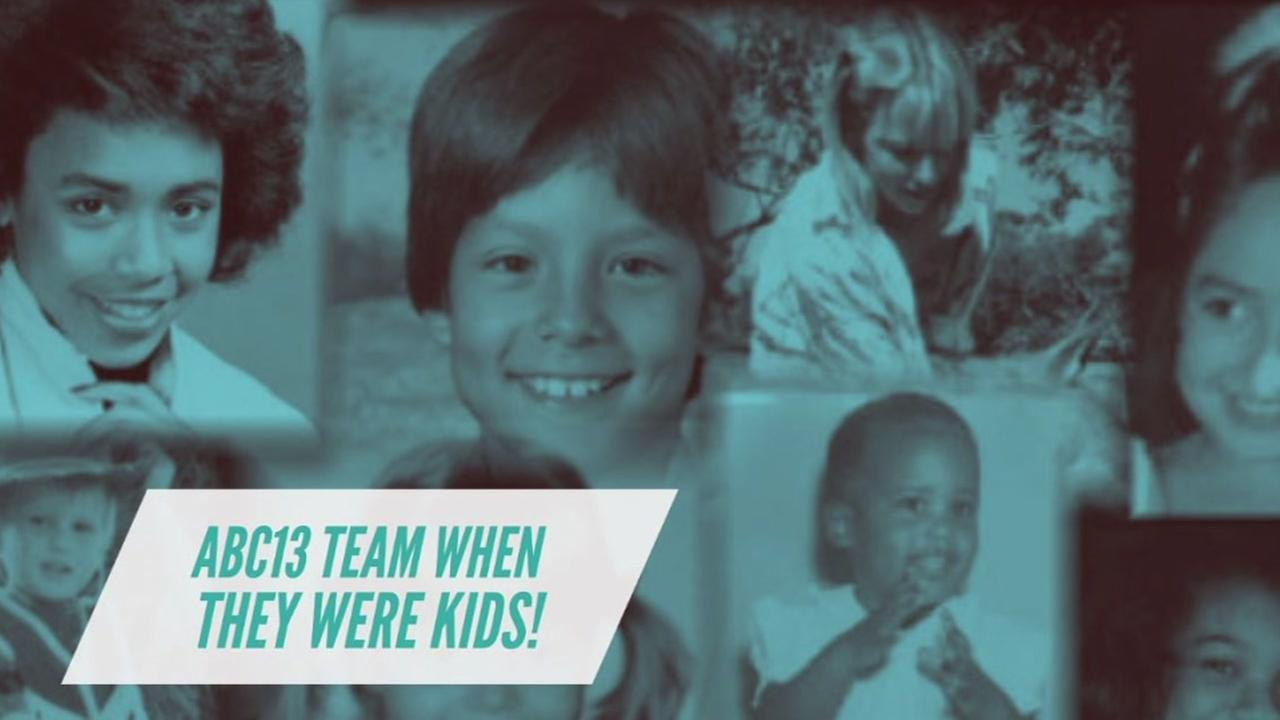 Take a look at the ABC13 Team when they were kids!