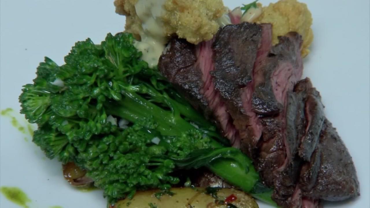 Lets Eat: Hangar steak from Lucilles