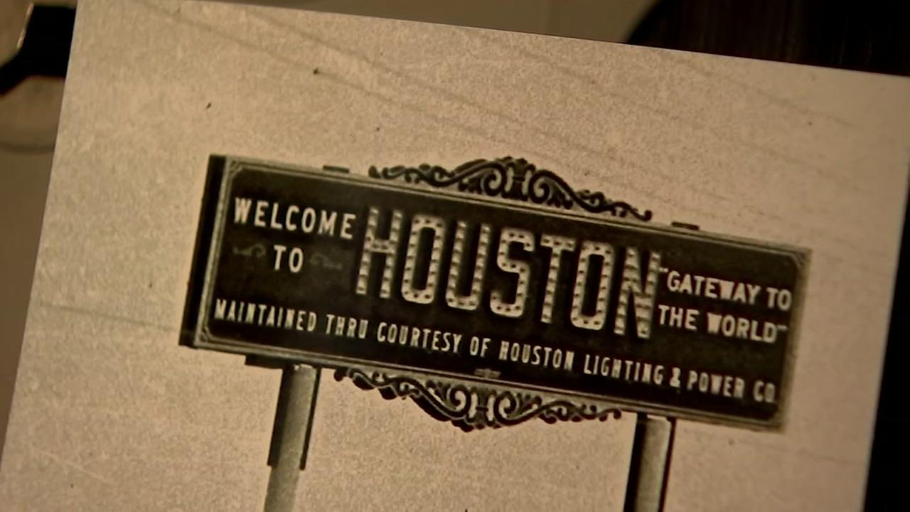An historical look at the city of Houston
