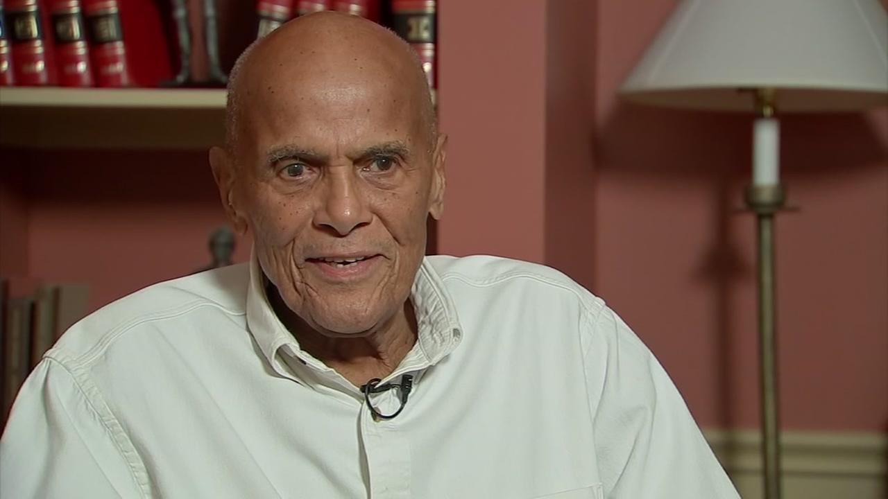 Harry Belafonte returns to Houston