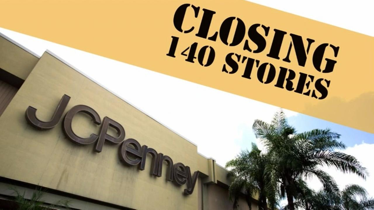 JC Penney to close 140 stores