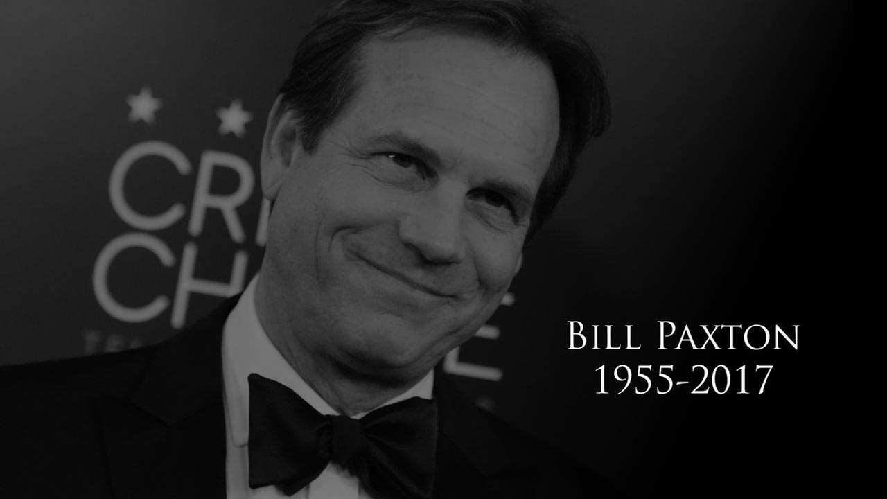 "Actor Bill Paxton, known for roles in ""Apollo 13"" and ""Titanic,"" dies at age 61"