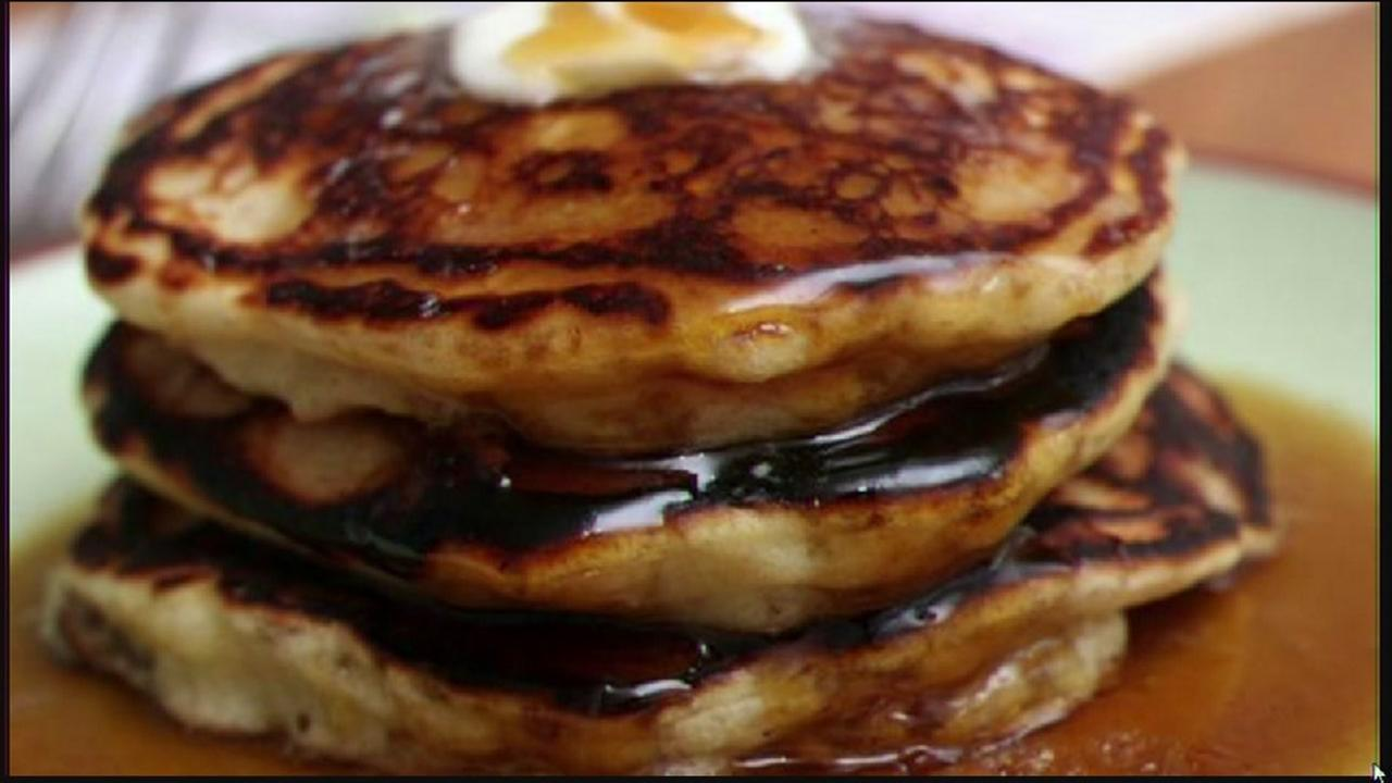 Top 10 Pancakes in Houston