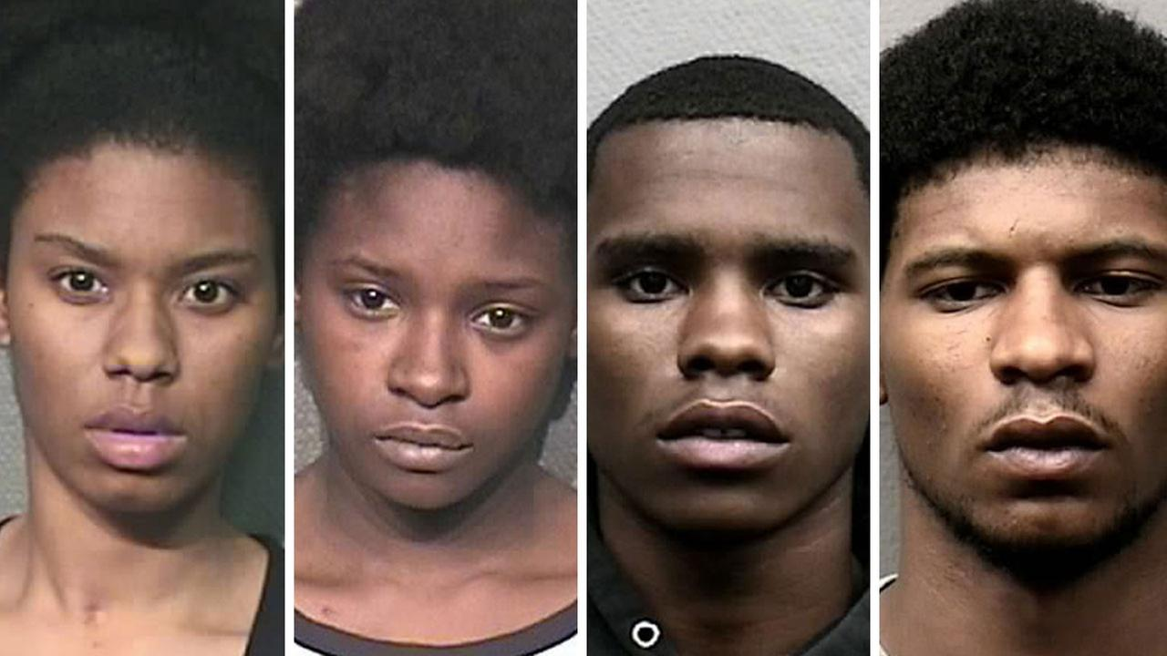 HPD: Violent 'gangbangers' arrested in string of sex assaults, robberies