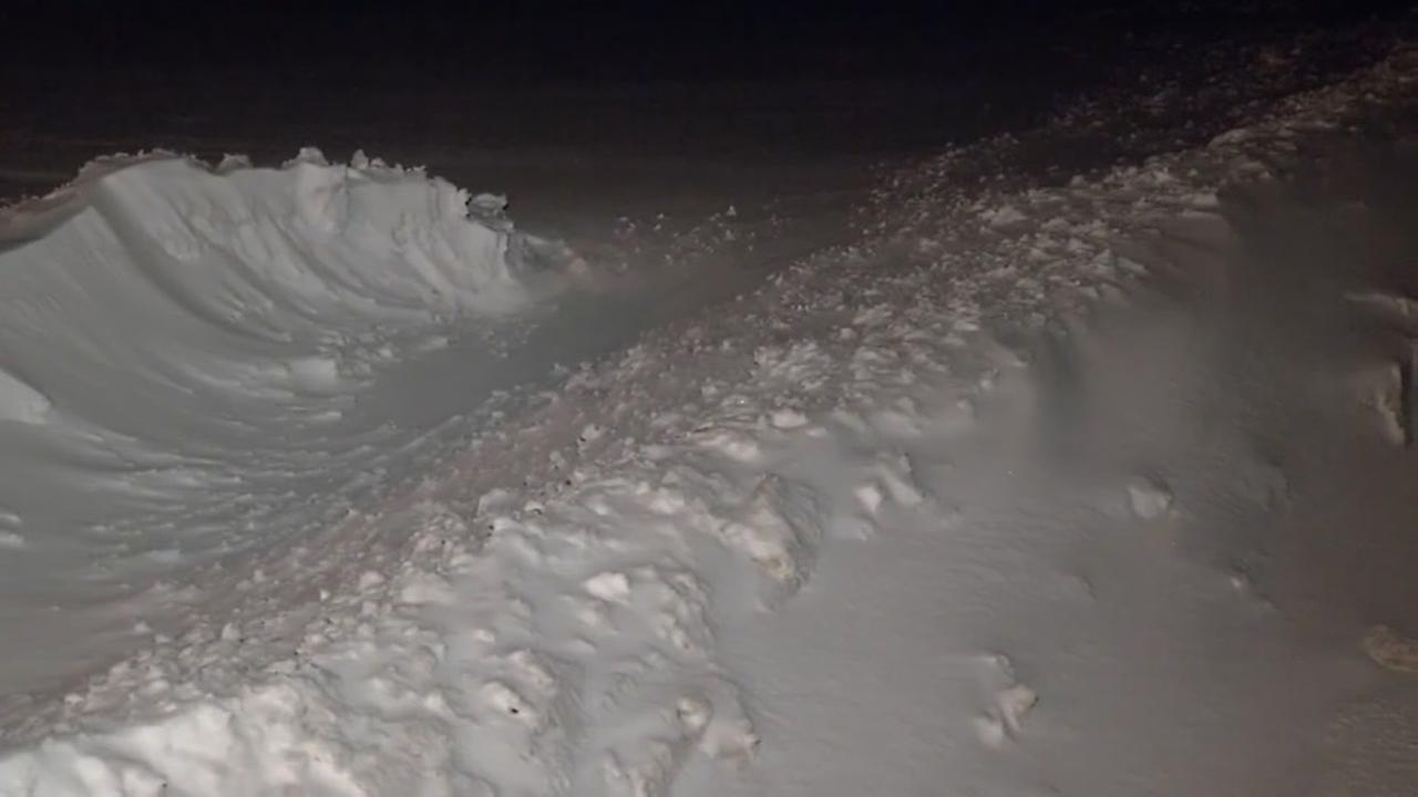 10-year-old boy trapped in pile of snow dies in Upstate New York