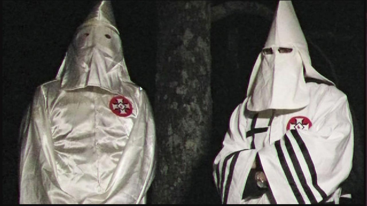 Ku Klux Klan rally denounced by city officials