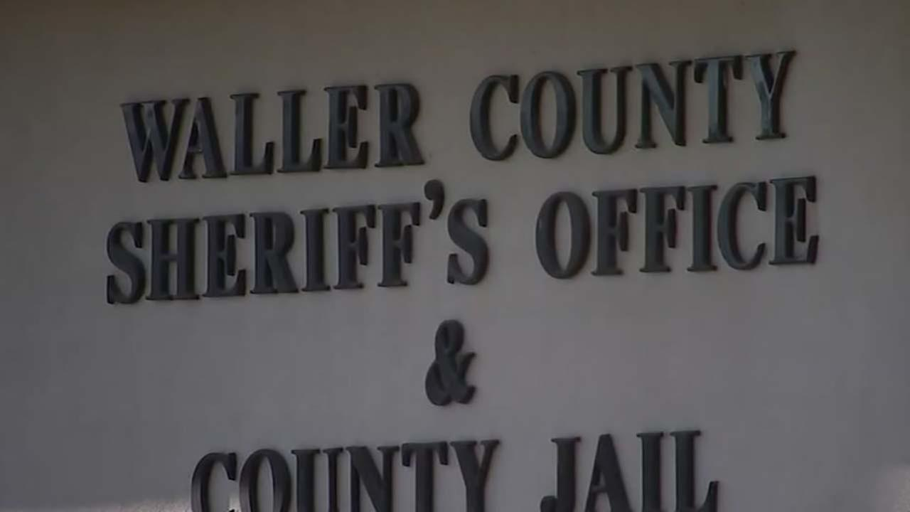 Inmate claims she was sexually assaulted in Waller County Jail