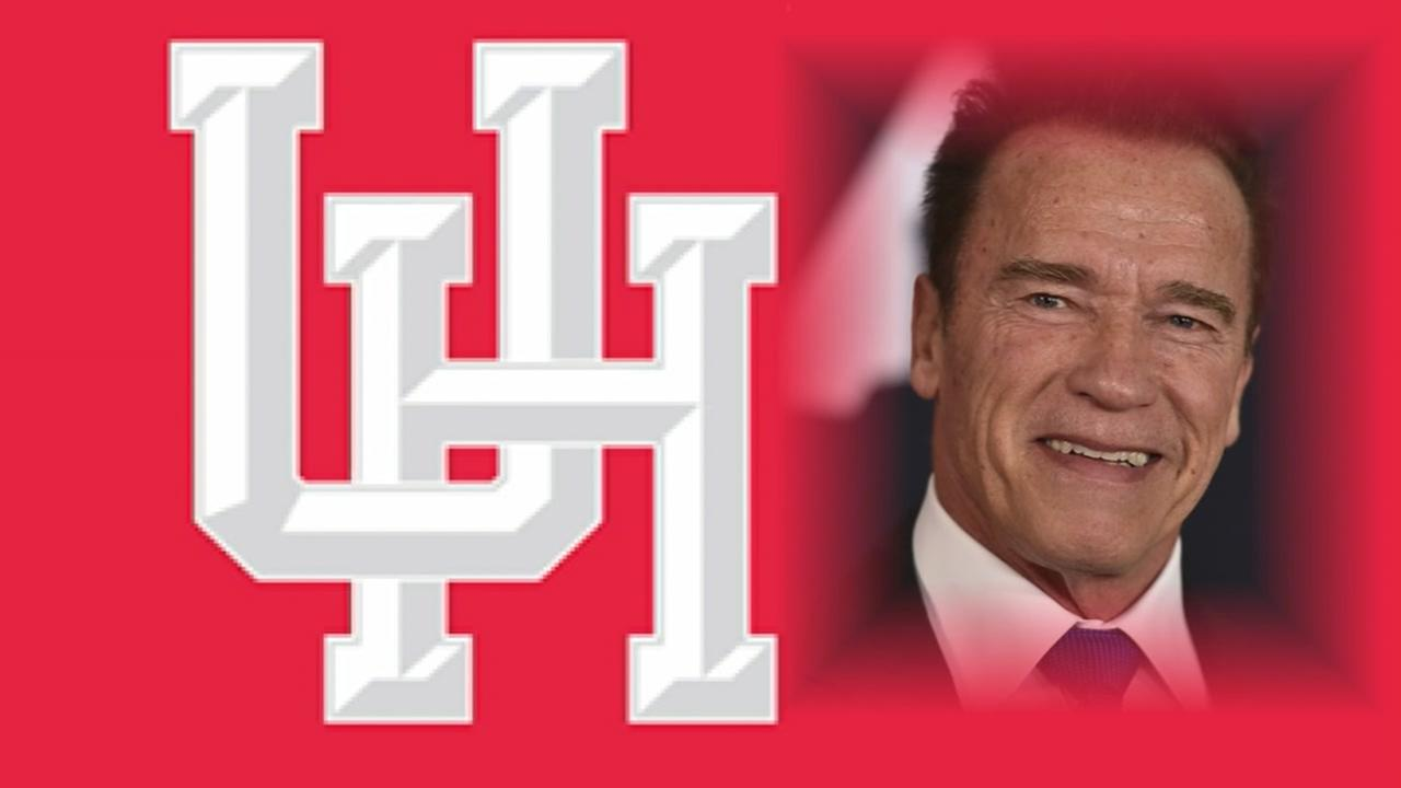Arnold Schwarzenegger to speak at UH graduation