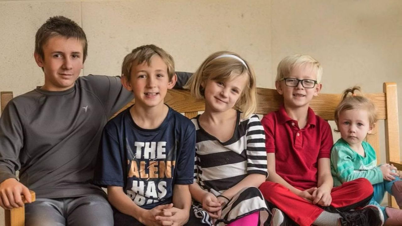5 siblings hope to be adopted together