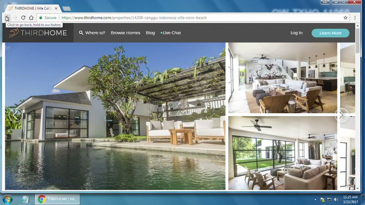 Vacation home company will pay $10K/month to travel around the world