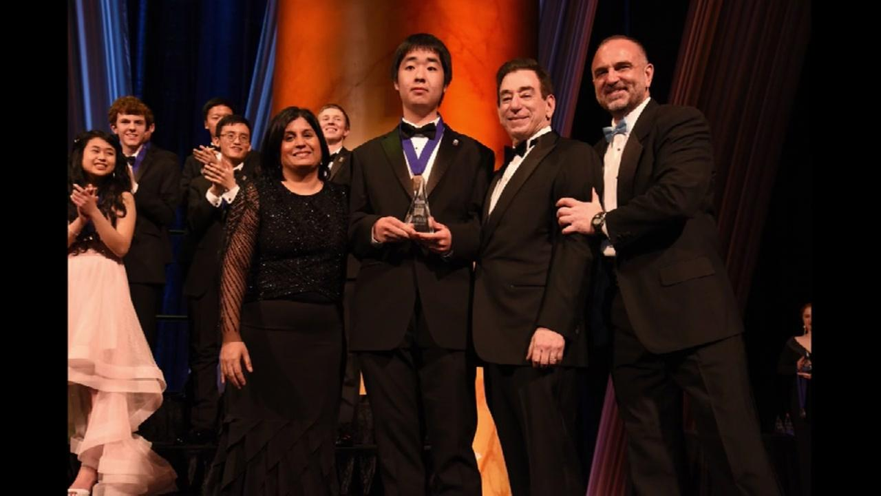 Sugar Land high school senior wins $100k in science competition