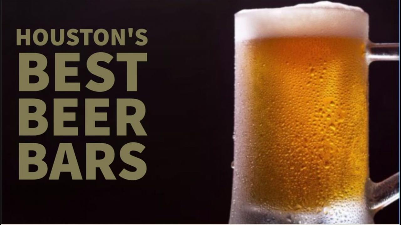 A look at some of Houstons best watering holes for beer