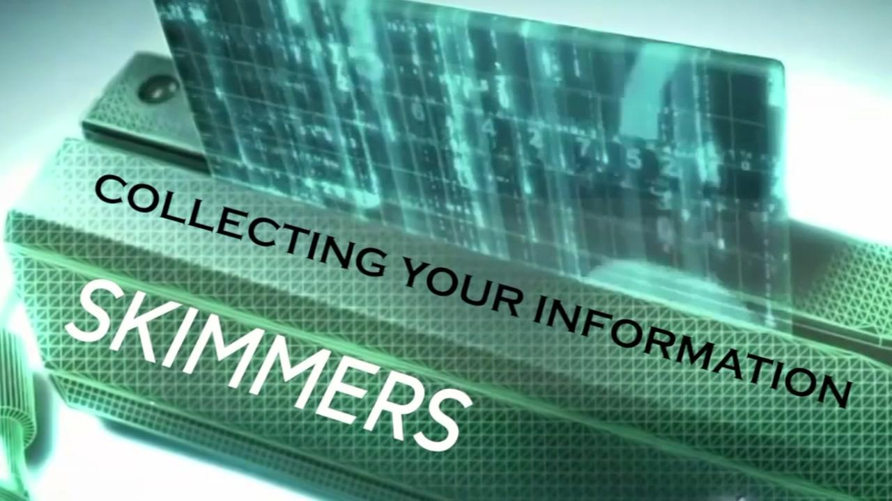 Tips to spot a credit card skimmer
