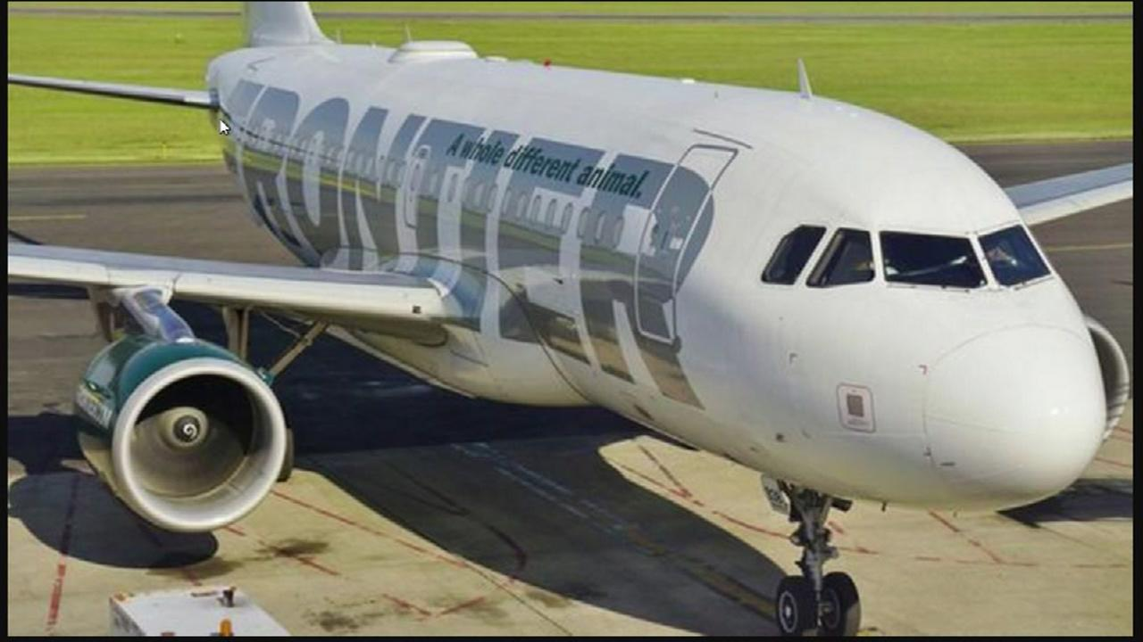 Frontier airlines offers time sensitive deals