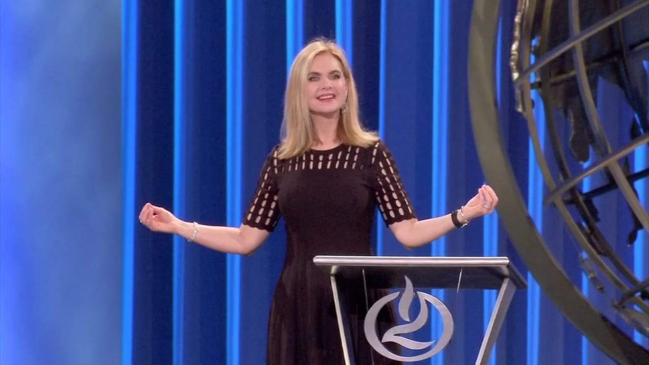 Victoria Osteen is our Woman of the Week