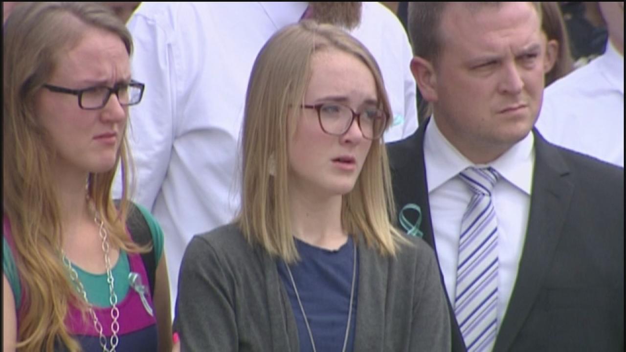 Slain Spring family laid to rest