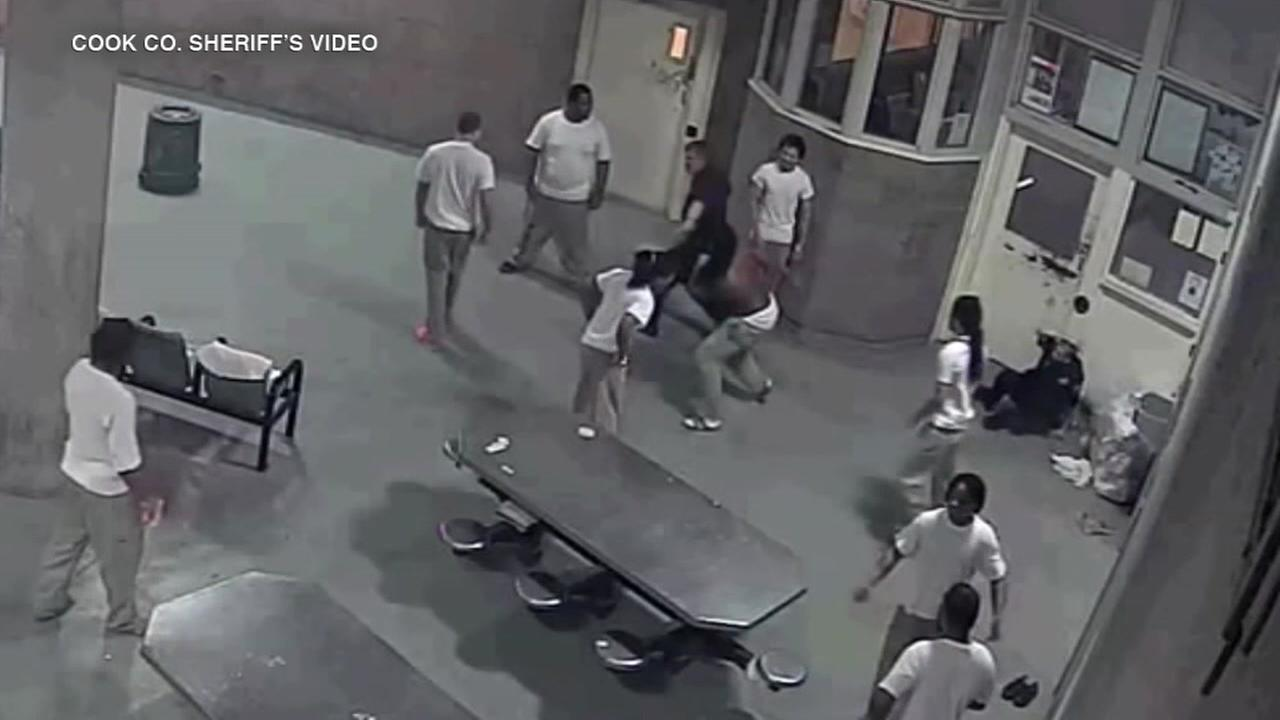 Deputies Attacked