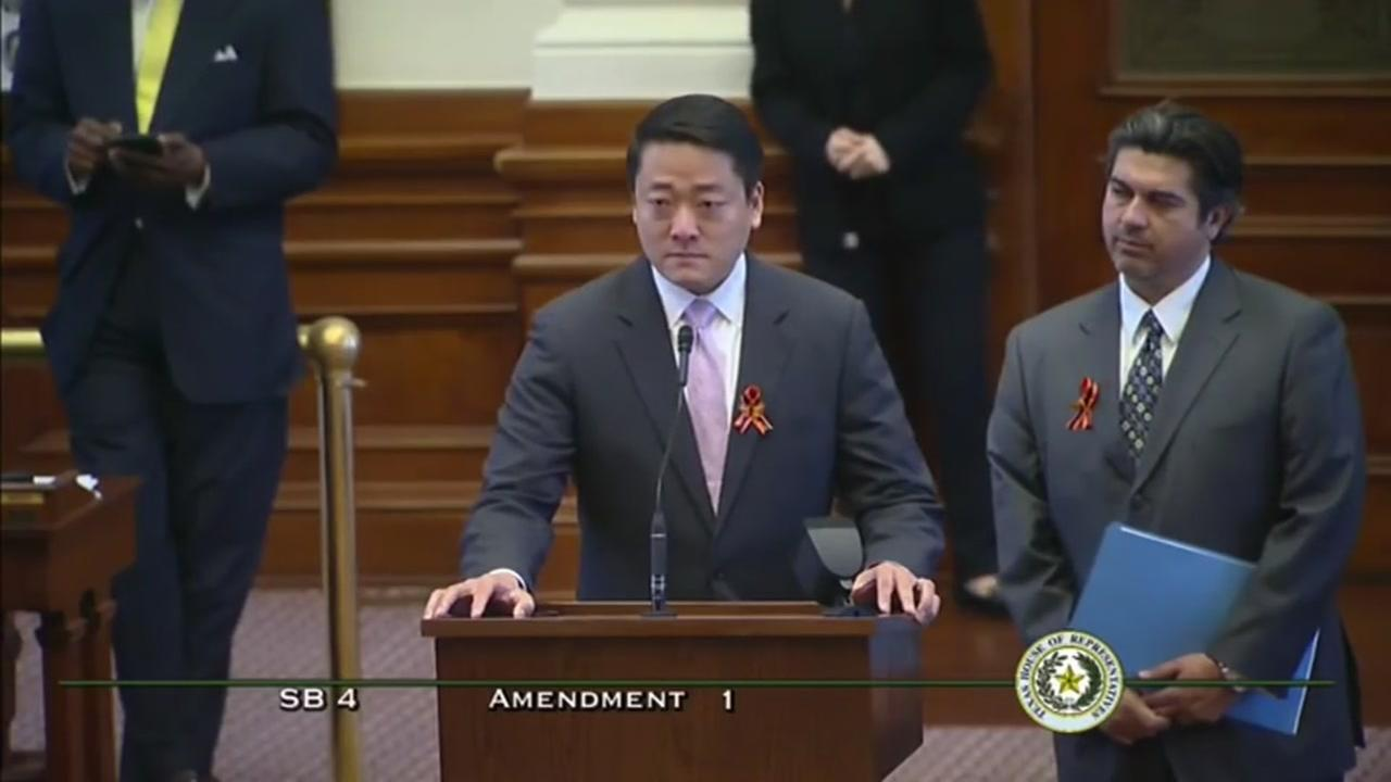 State Rep.s tearful opposition to sanctuary cities bill goes viral