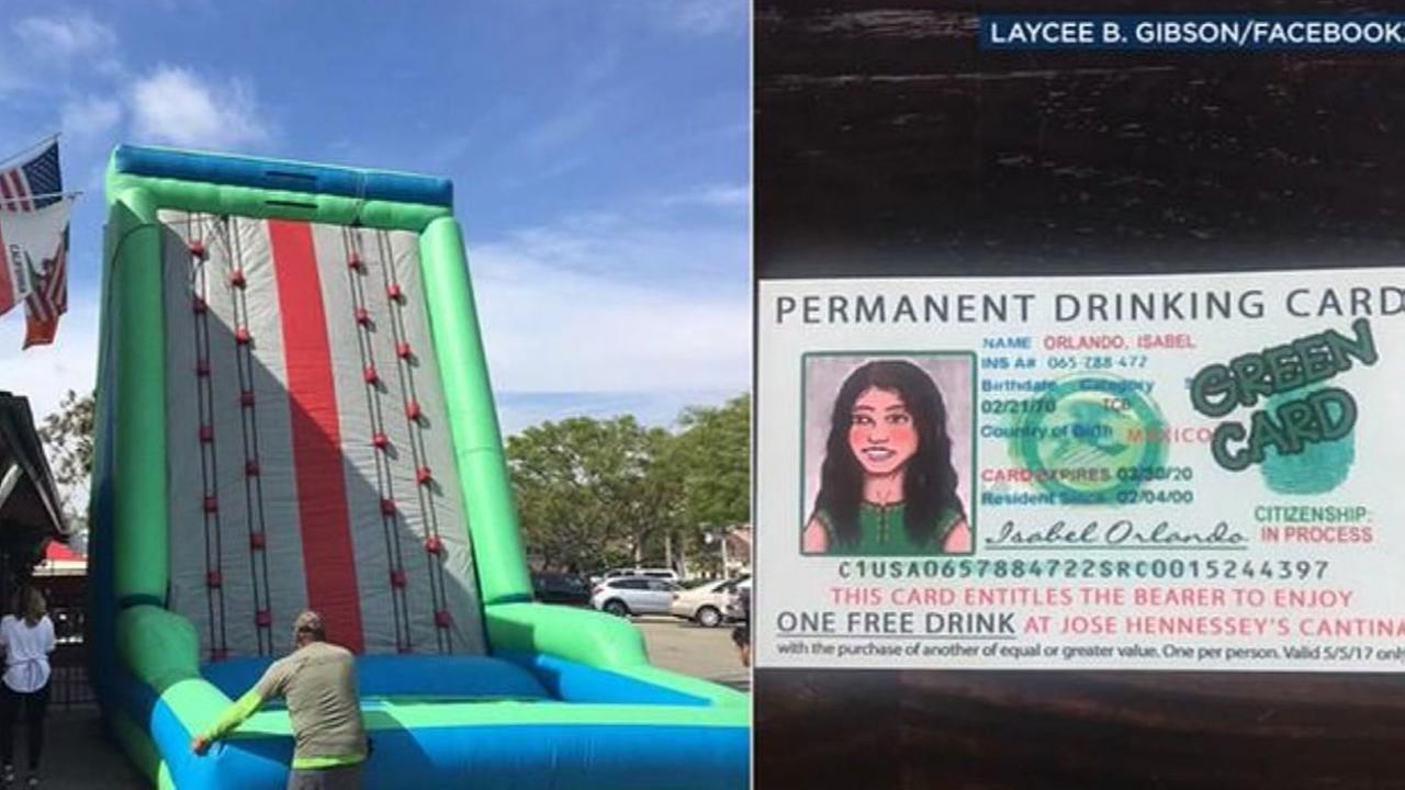 Cinco de Mayo promotion featuring border wall, green card slammed as insensitive