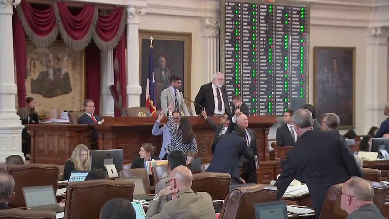 Texas House passes Houston pension reform bill