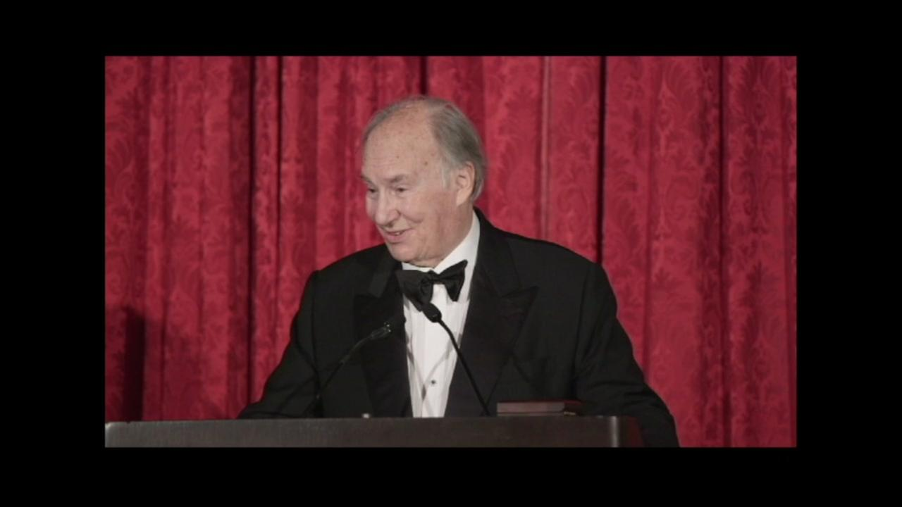 His Highness the Aga Khan Awarded the 2017 Presidents Medal for Architecture