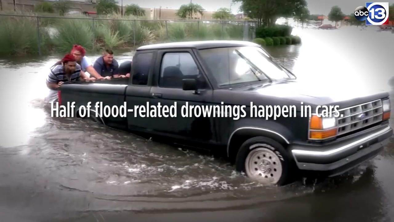 6 things drivers must know about floodwaters