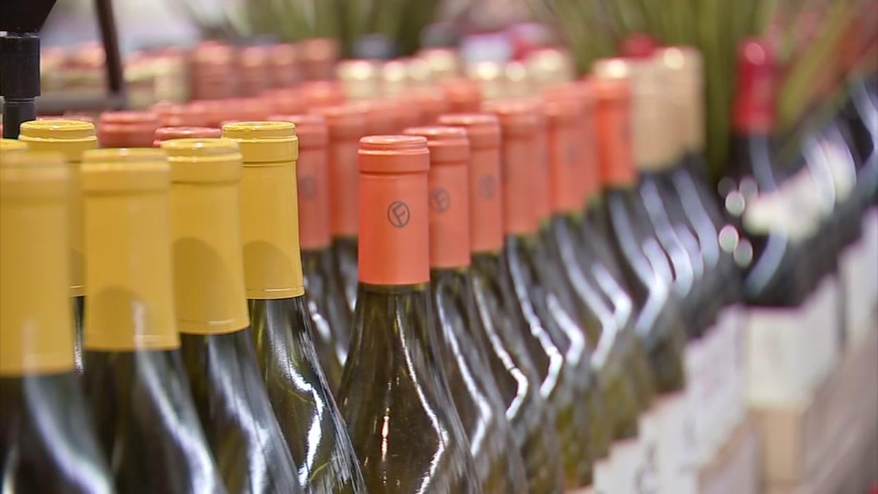 Local wine store beats all the competition at price