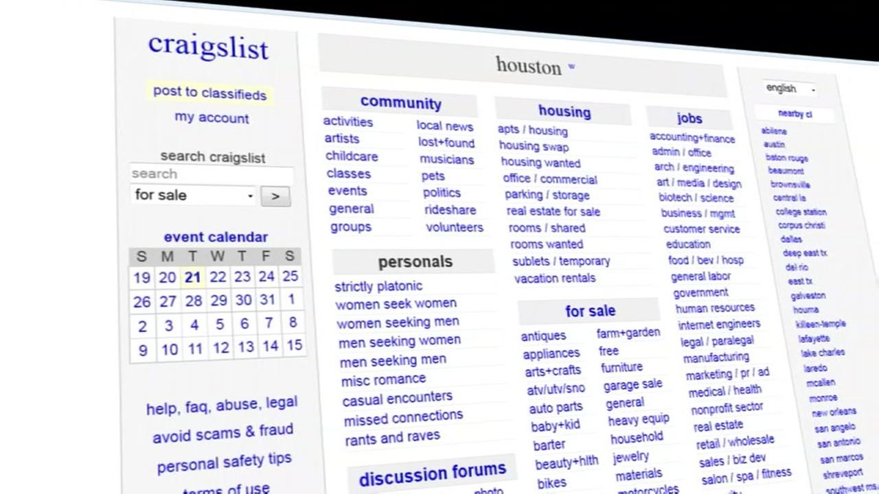 7 ways to stay safe while shopping on craigslist | abc13