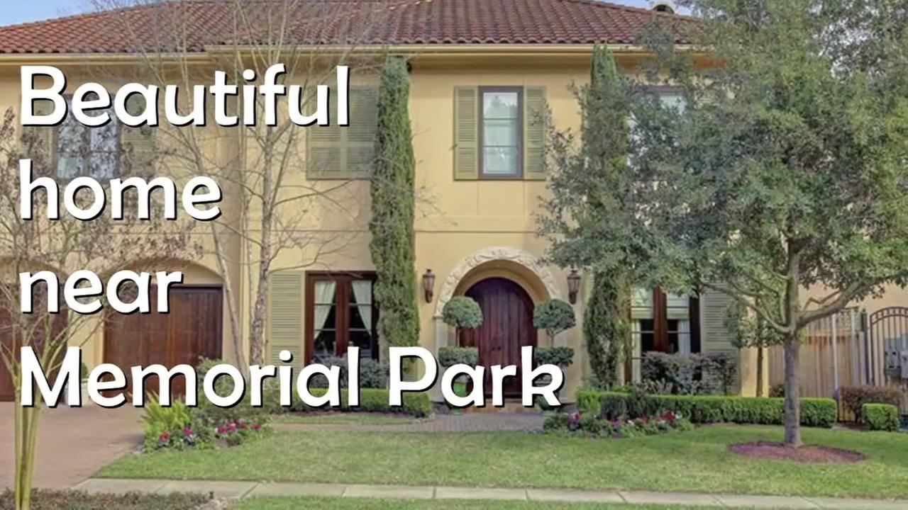 Beautiful home in prestigious neighborhood near Memorial Park