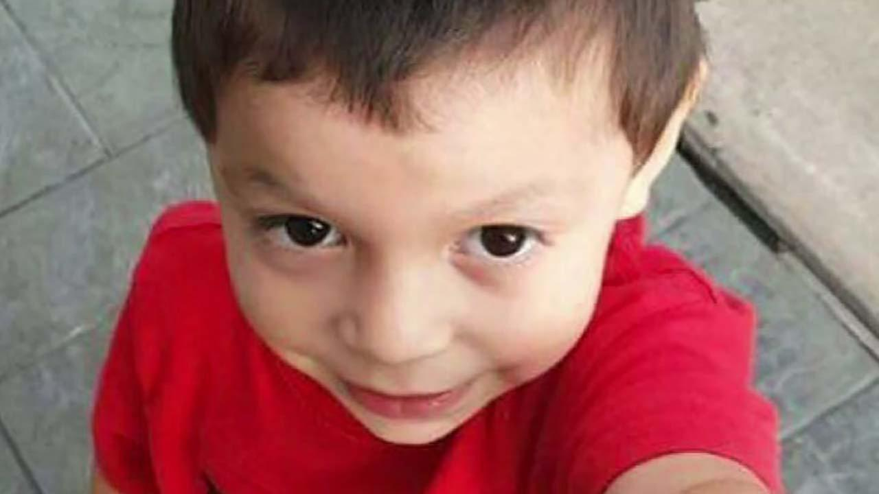 Family relieved after 3-year-old boy found safe