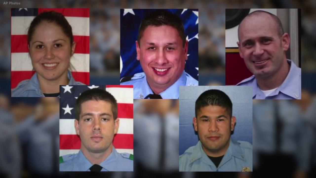 HFD marks somber anniversary of deadly hotel fire