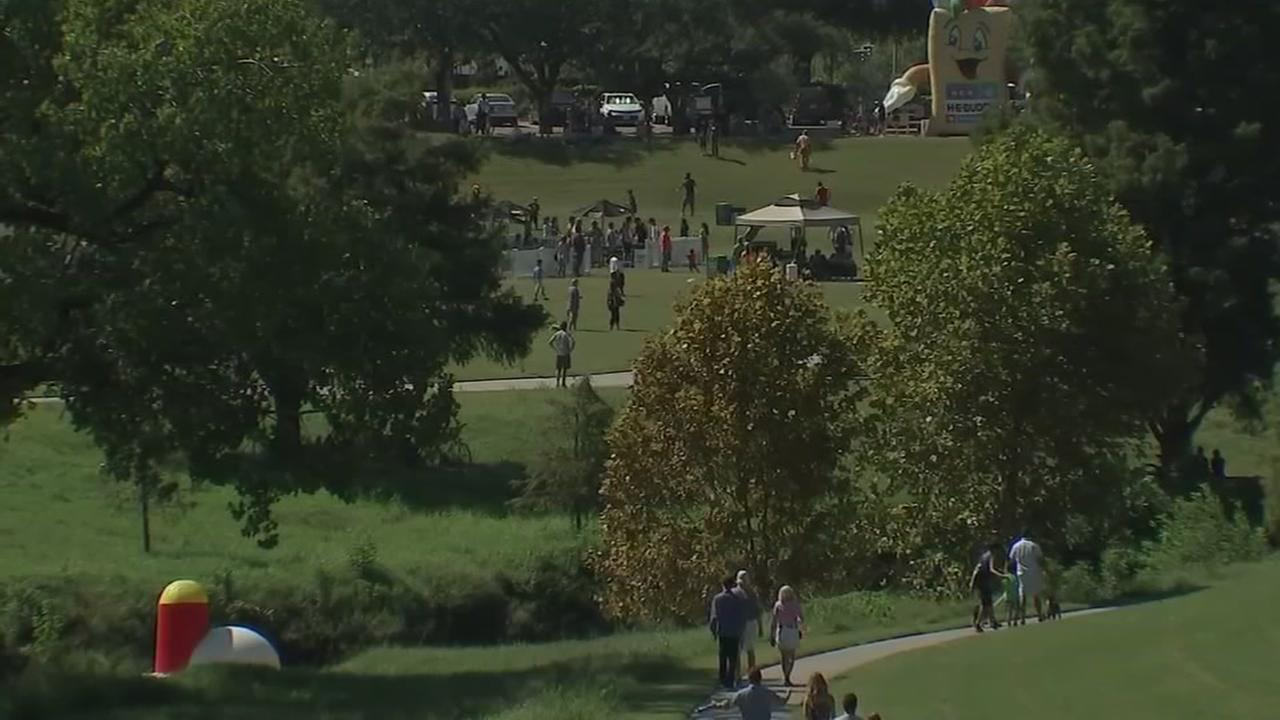 Study: Houstons parks not accessible to all