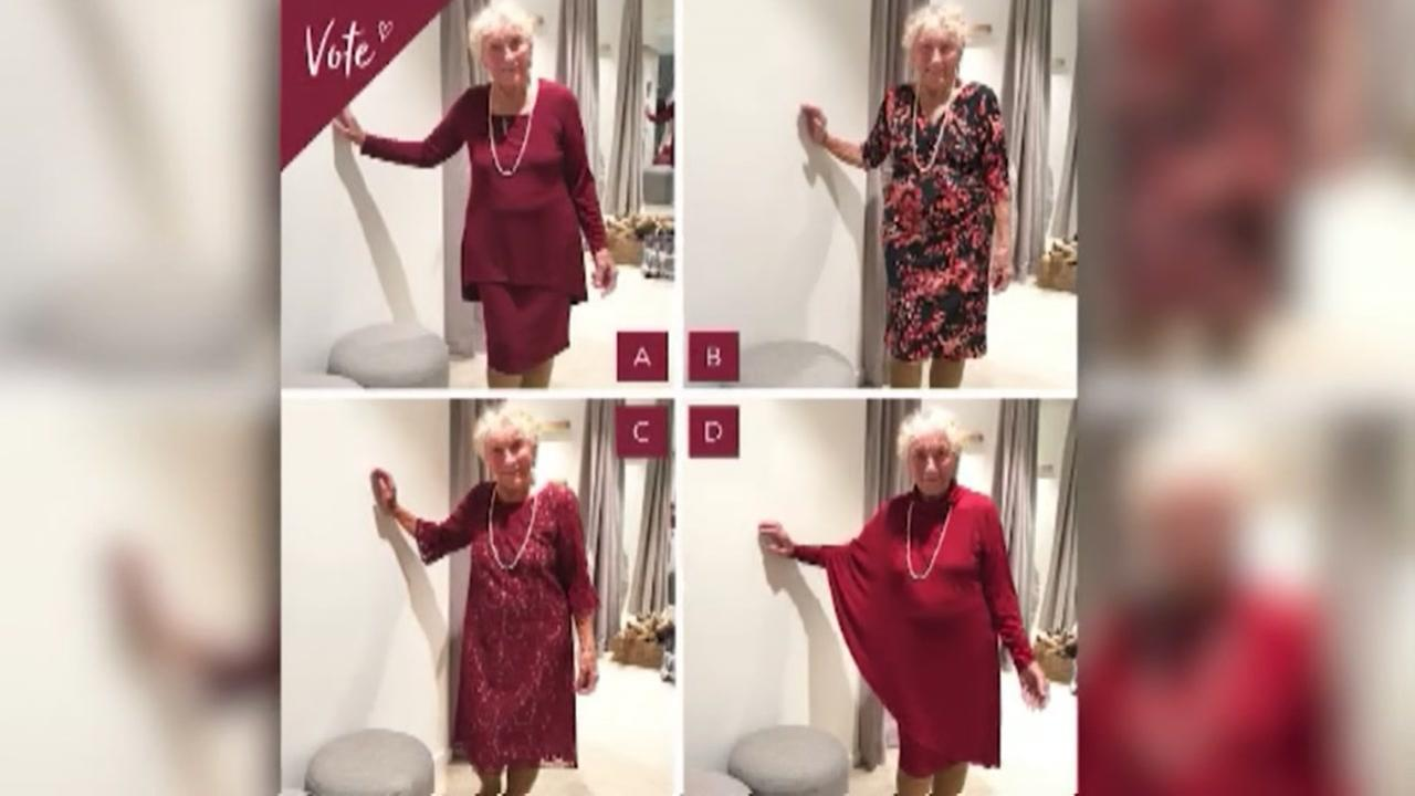 93-year-old bride turns to social media for help to choose wedding dress
