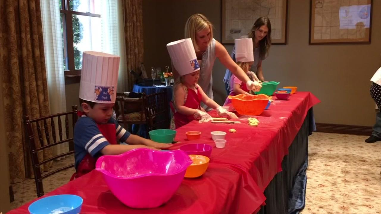 Class offers Italian cooking for kids