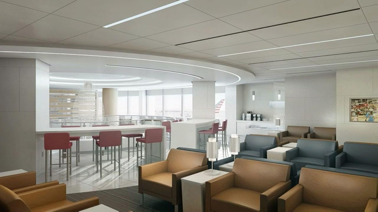 American Airlines Group, Inc. has opened its Admirals Club at the George Bush Intercontinental Airport (IAH) in Houston.