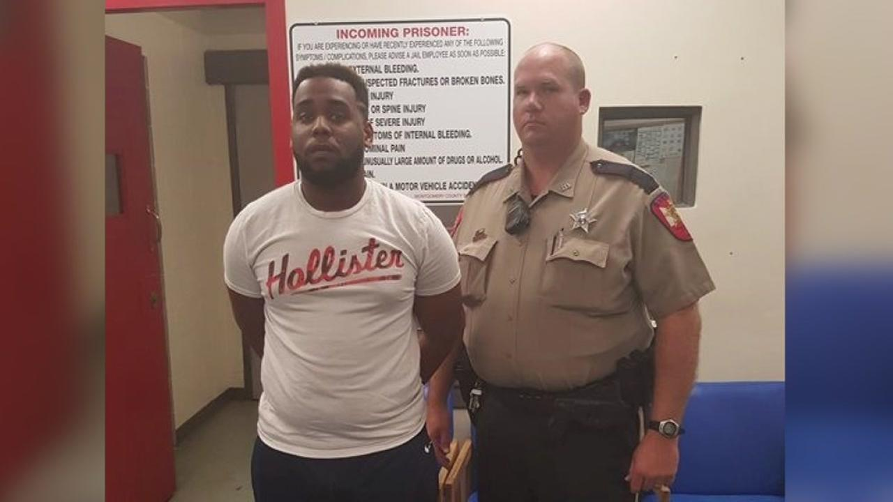 Man accused of Walmart flashing surrenders to police