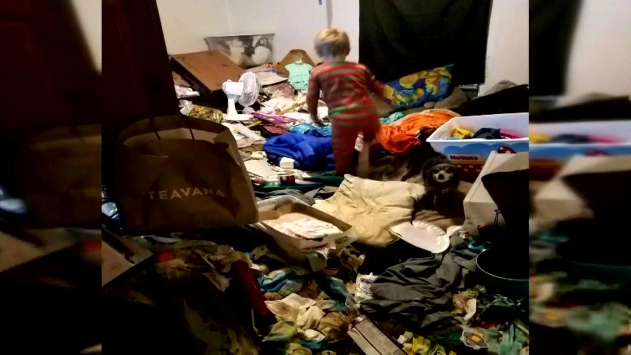 3 children, 21 animals taken from deplorable home