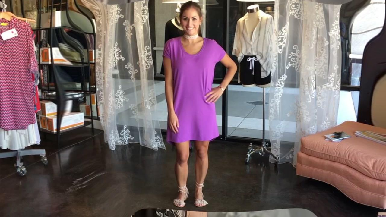 What you need to know to rock a T-shirt dress