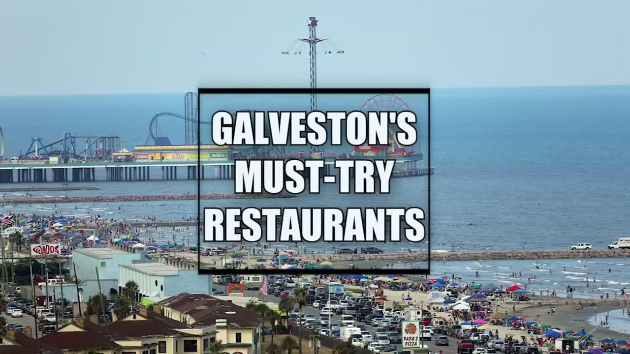 Galvestons Must-Try Restaurants