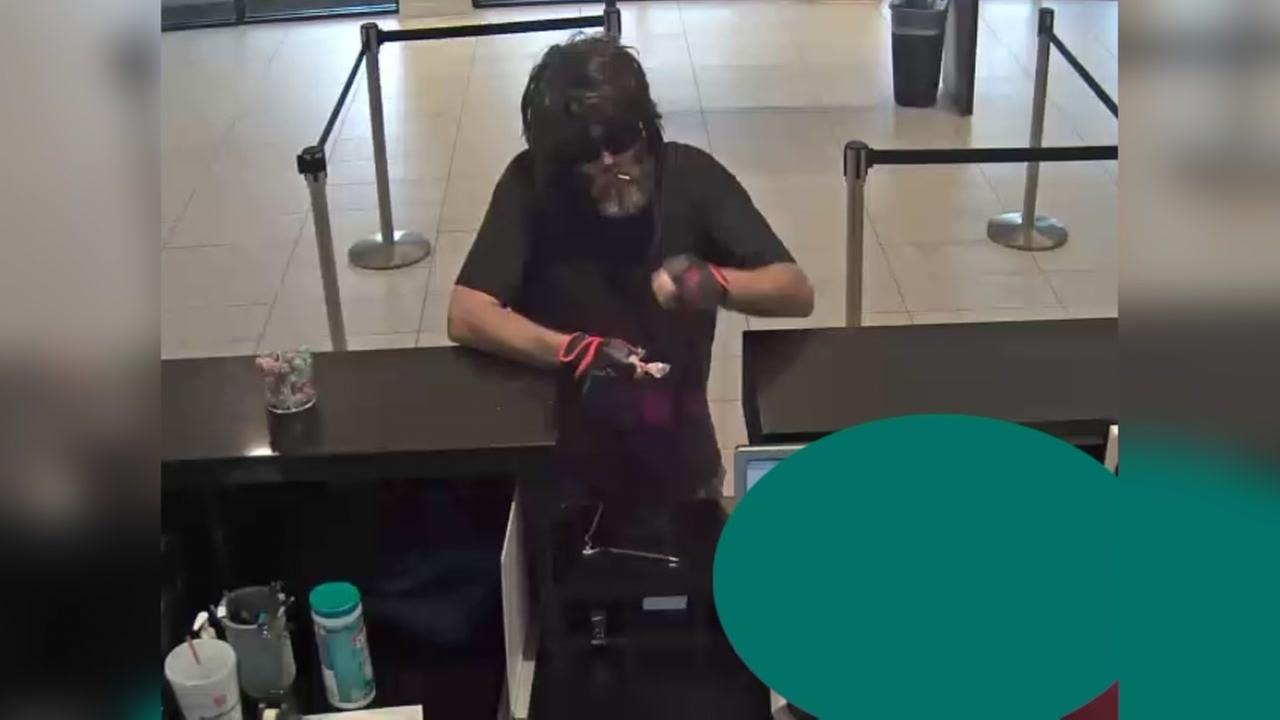 FBI on the hunt for bad hair bandit