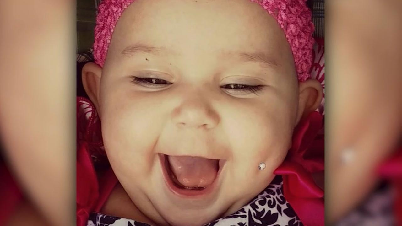 Photo of purporting pierced baby sparks debate