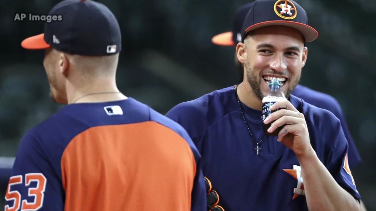 H-E-B signs Astros Springer as spokesperson