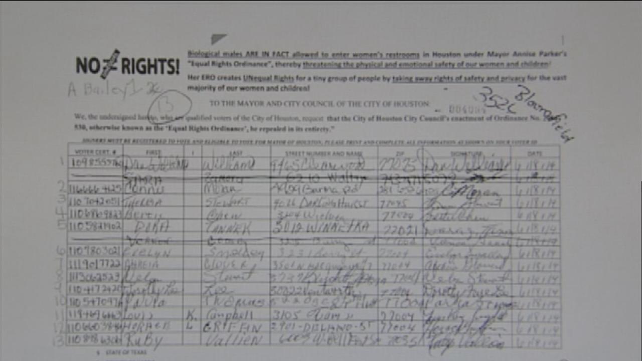 Battle over non-discrimination ordinance continues