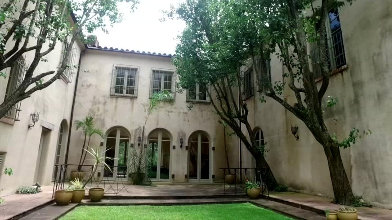 Take a tour of this charming 1920s iconic home, designed by the man who built Rice University