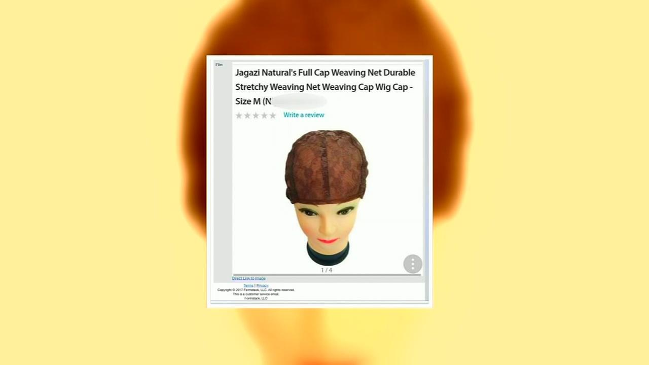 Walmart apologizes for racial slur in product description for weaving cap