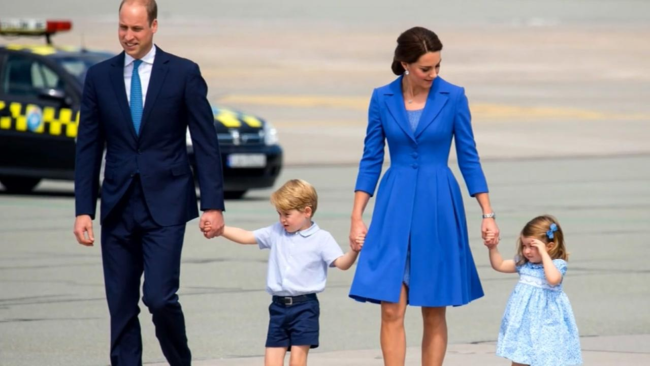 Get your royal resume ready! Prince William and Duchess Kate are hiring