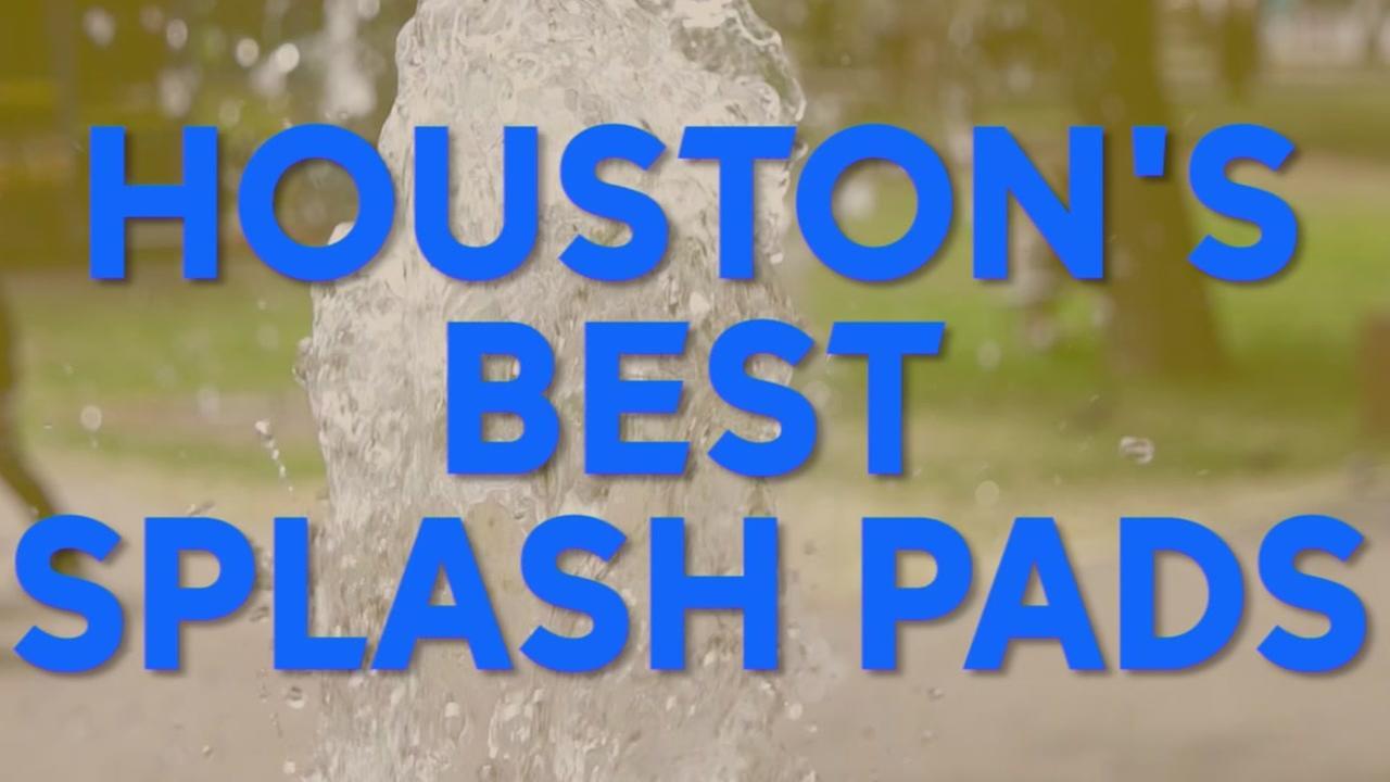 Five of Houstons best splash pads