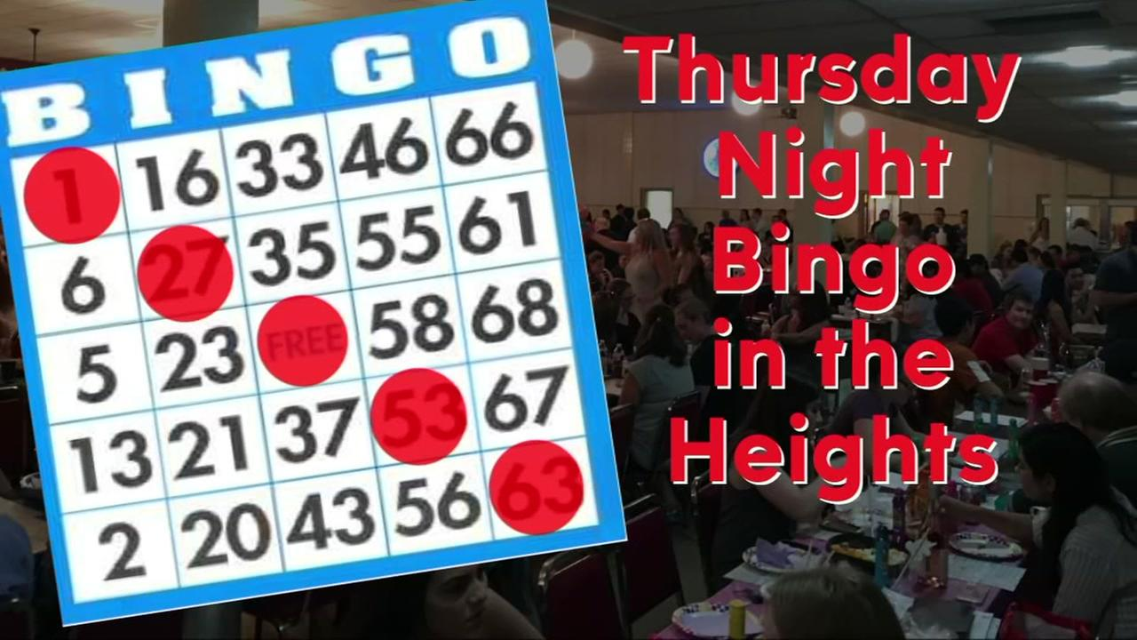 Hundreds pack the Pokrock Lodge in the Heights for beer, burgers and bingo